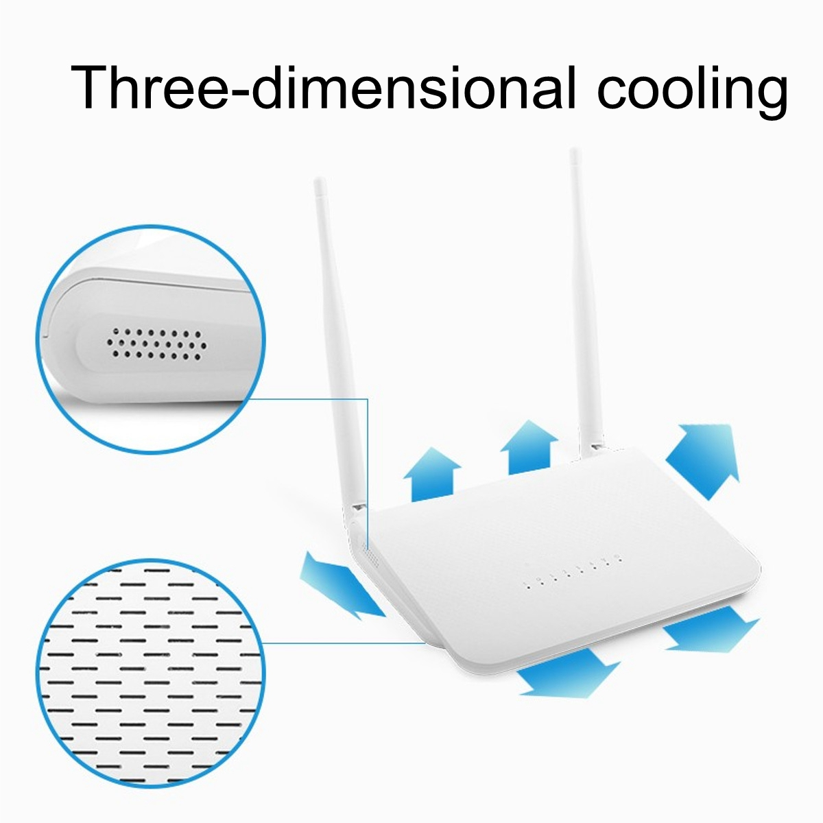 150Mbps Wirelss Wired Wifi 4G Router CPE Router for Standard SIM cards Support for 32 Users