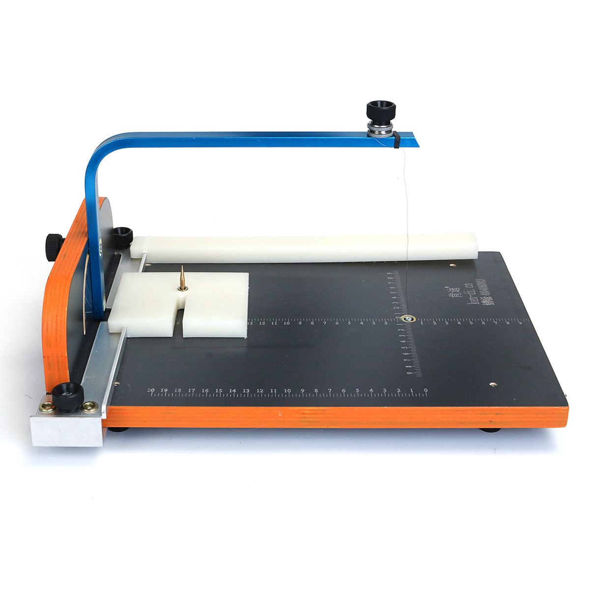 110V Board Foam Cutting Machine Hot Wire Cutter Thermocut Working Stand Table Tool Styrofoam Cutter