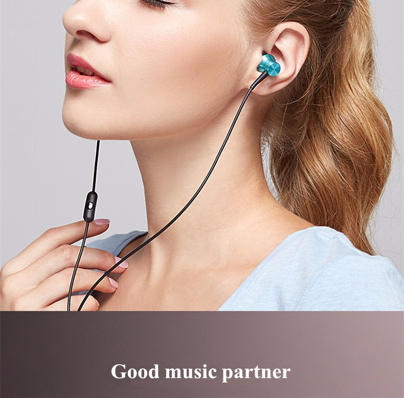 1More E1009 Piston 45 Angle In-ear Wired Control Earphone Headphone With Mic