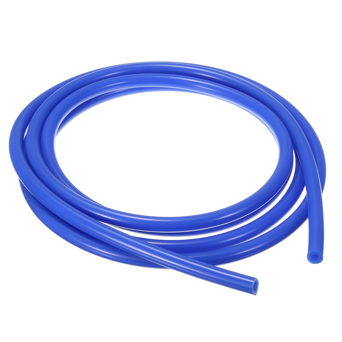 3 Meter 5mm Silicone Vacuum Hose Tube Tubing Line Pipe 10 Feet Cable Blue Black