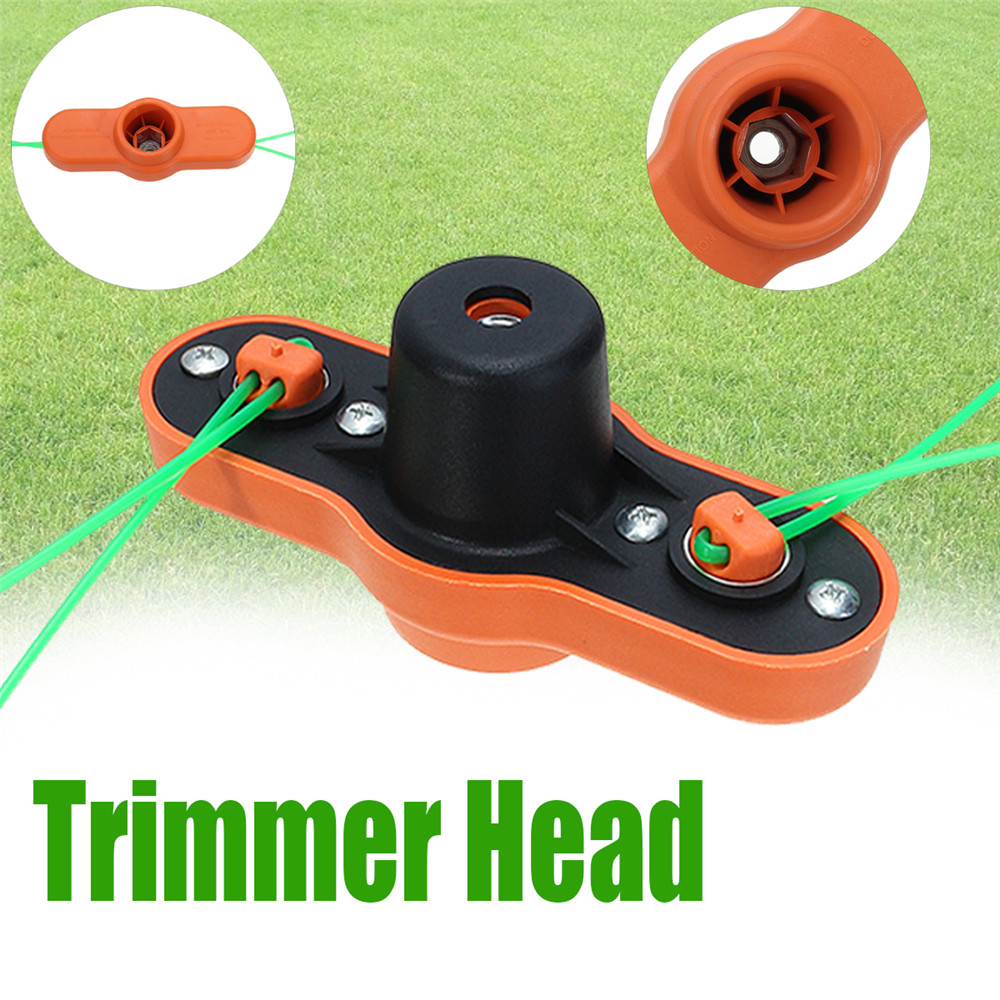 M10 Grass Trimmer Head Weed Whipper Snipper Strimmer Line Brush Cutter