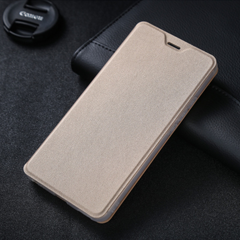 Bakeey Flip Shockproof Full Cover PU Leather Protective Case For Xiaomi Pocophone F1