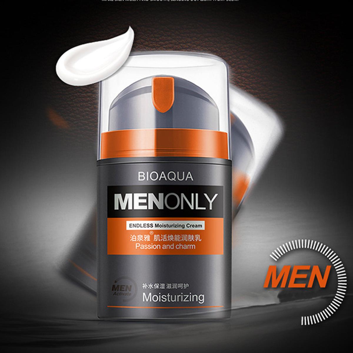 50g Men Repair Cream Face Lotion Moisturizing