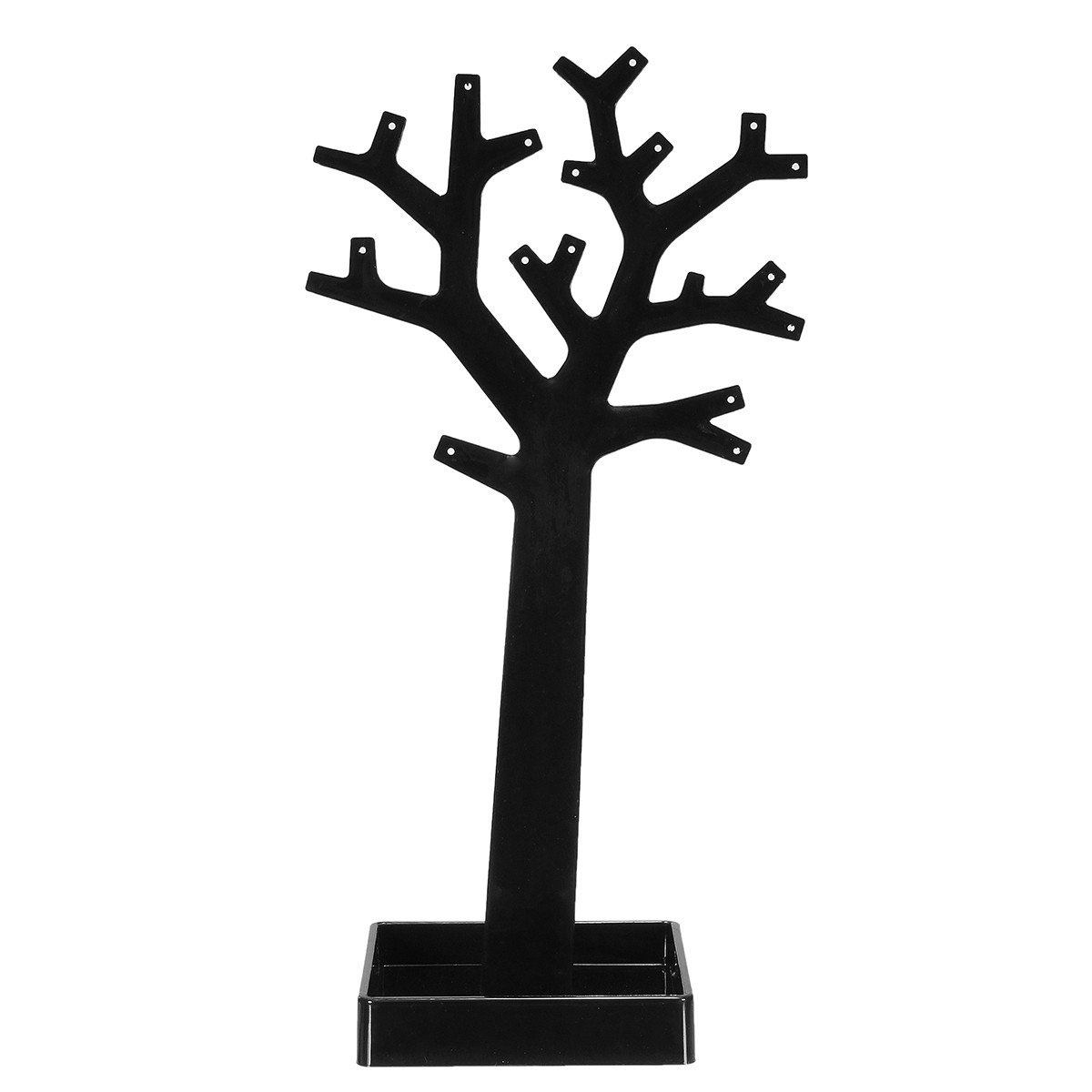 Tree Jewelry Display Stand Necklace Bracelet Earrings Chain Holder Shop Show