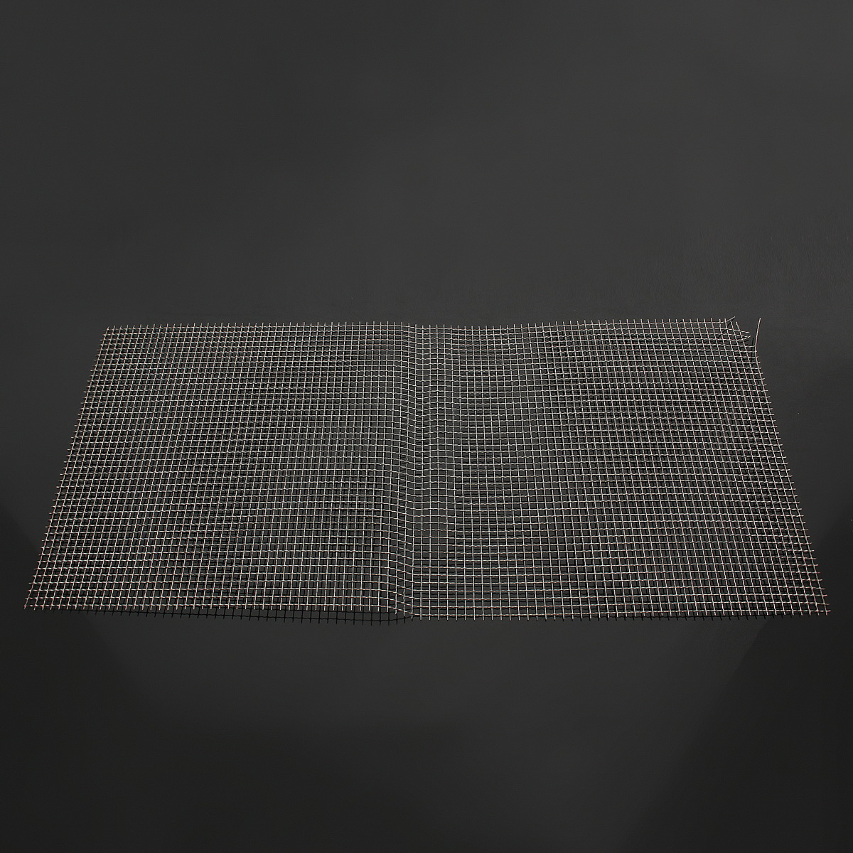 Stainless Steel 30×15cm 4 Mesh Water Oil Industrial Filtration Woven Wire