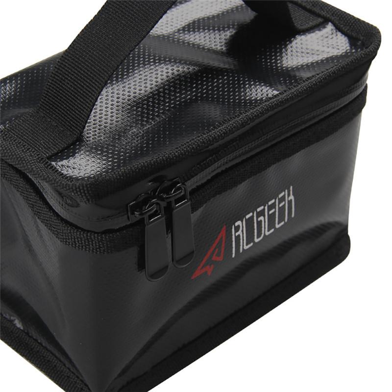Lipo Battery Fire Retardant Explosion Proof Bags for DJI Spark Mavic Pro Phantom 3/4