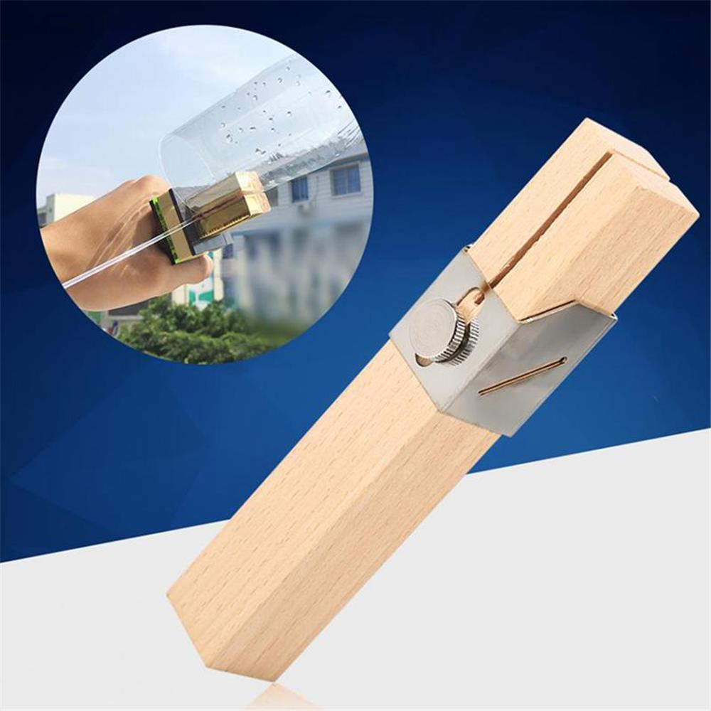 Creative Plastic Bottles Cutter Outdoor Portable Smart Bottles Rope Tools Craft Knife Hand Tools