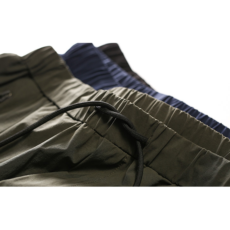 Men's 100% Nylon Outdoor Loose Breathable Windproof Pants