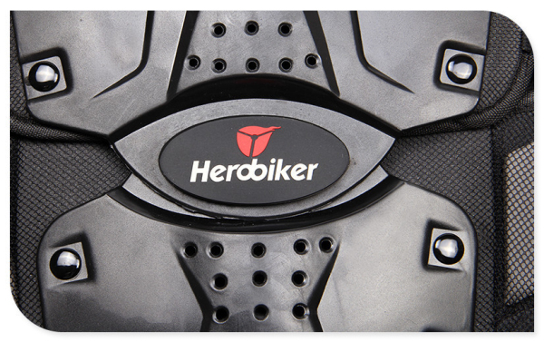 HEROBIKER Motorcycle Racing Protective Armor Jacket Sport Safety Gear Riding Body Vest