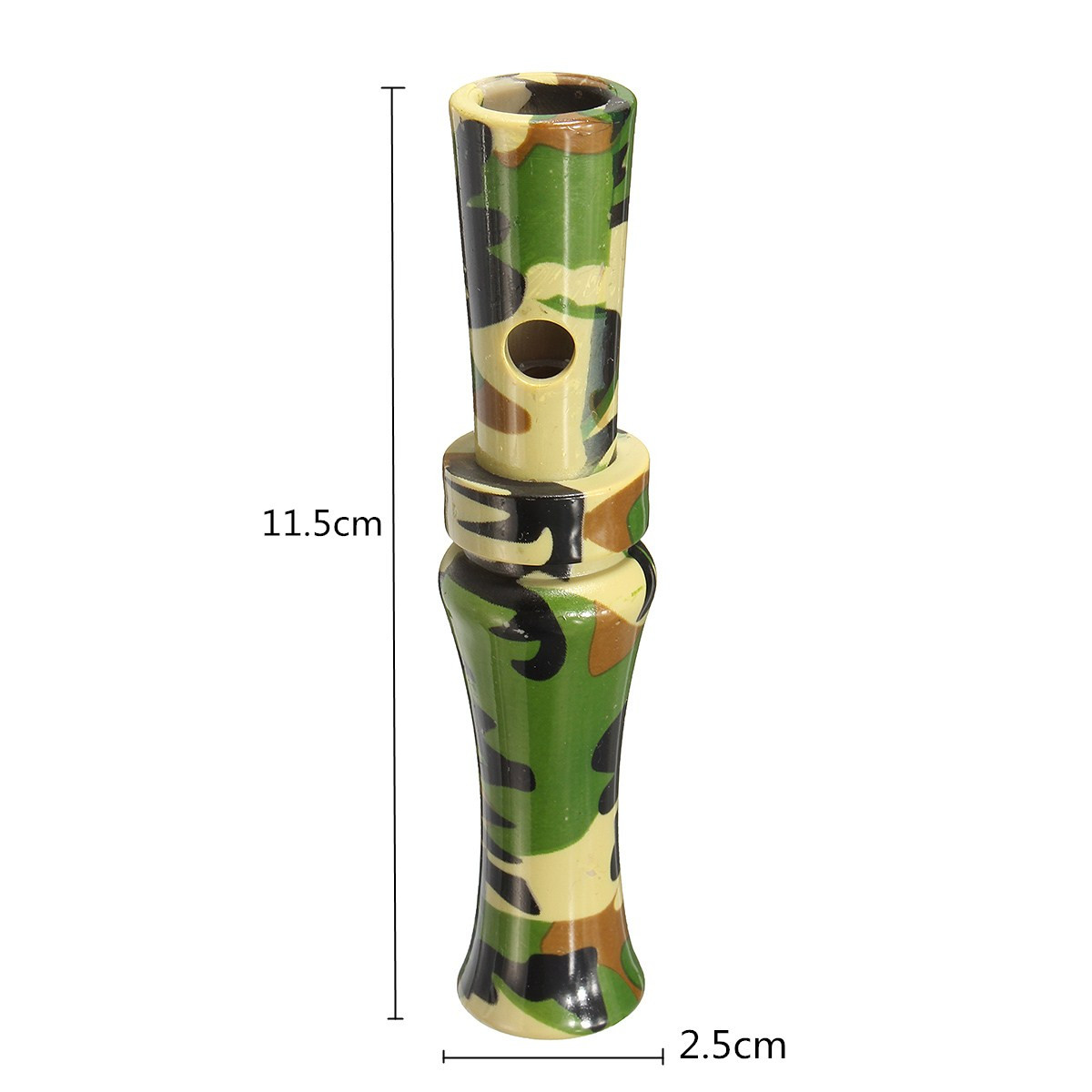 Plastic Camouflage Duck Pheasant Mallard Hunting Call Caller Decoy Game Shooting