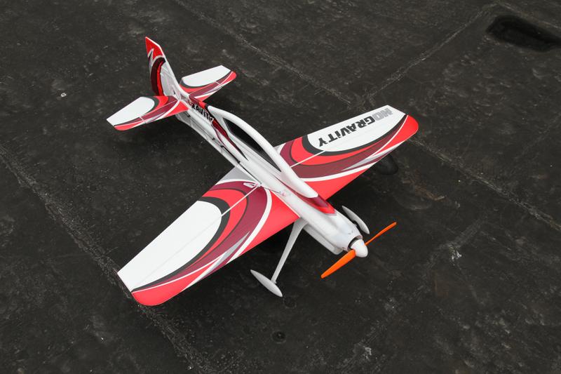 TechOne Hobby No Gravity 840mm Wingspan 3D EPO Foam RC Airplane PNP
