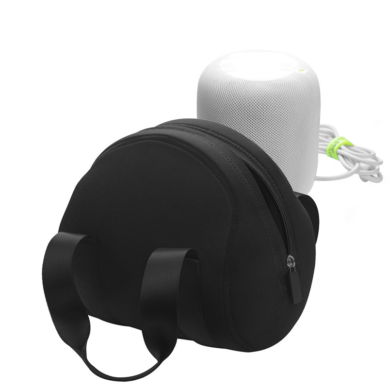 Travel Portable Protective Outdoor Sport Cover Storage Bag for Apple for HomePod bluetooth Speaker