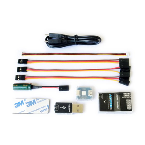 Hobby Eagle A3 Super 3 A3S3 6 Axis Airplane Gyro Flight Controller Stabilizer