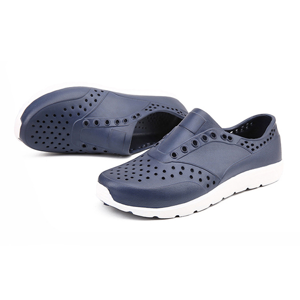 Banggood Shoes Men Hollow Out Slip On Sneakers