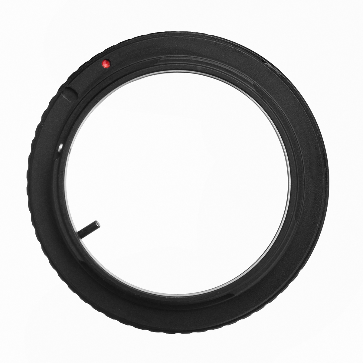 FD-EOS Mount Adapter Ring No Glass For Canon FD Lens To EOS EF Camera