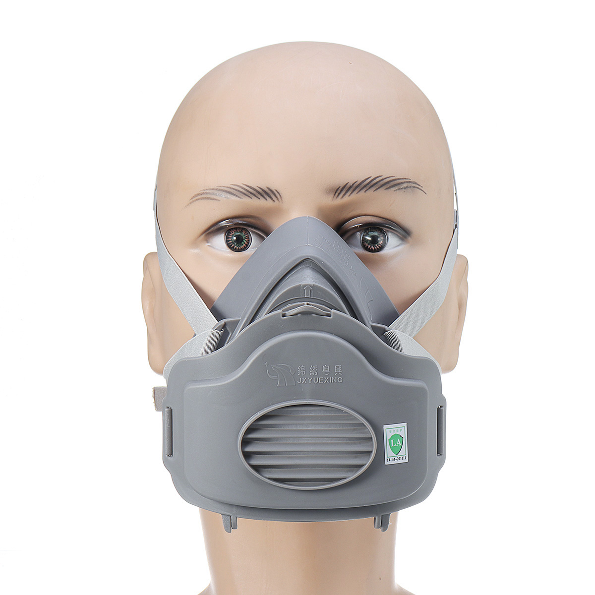 Dewbest 2 In 1 Function 6800 Full Face Respirator Silicone Full Face Gas Mask Facepiece Spraying Painting Keep You Fit All The Time Masks Back To Search Resultssecurity & Protection