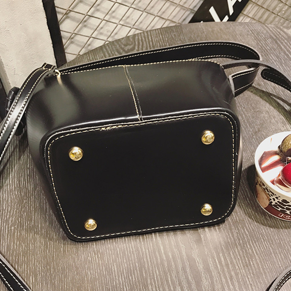 High-capacity Shoulder Bucket Crossbody Bags For Women