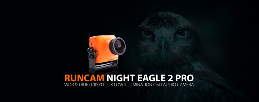 RunCam Night Eagle 2 PRO 1/1.8