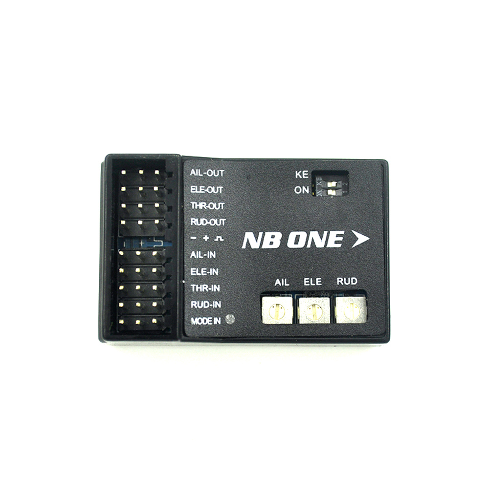 NB One 32 Bit Flight Controller Built-in 6-Axis Gyro With Altitude Hold Mode for FPV RC Fixed Wing - Photo: 2