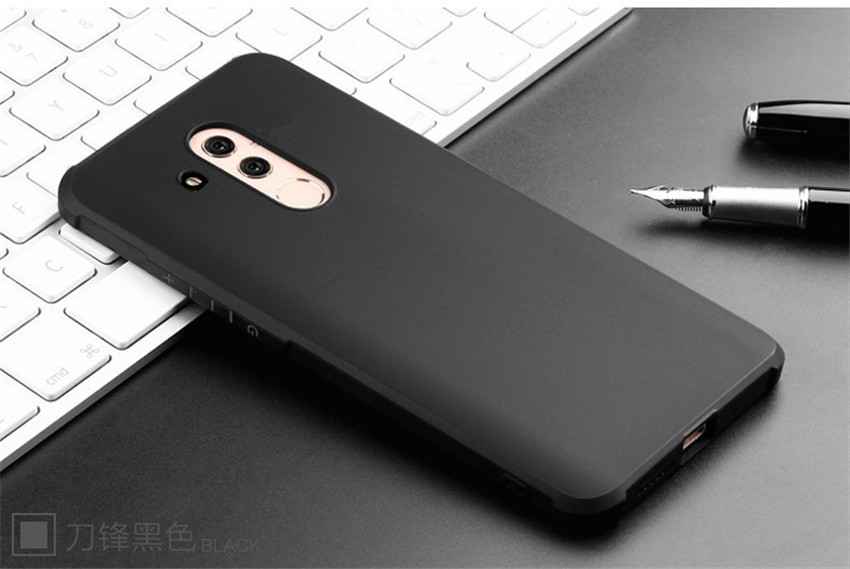 Bakeey™ Upgraded Four Corner Shockproof Back Cover Protective Case for Huawei Mate 20 Lite Maimang 7