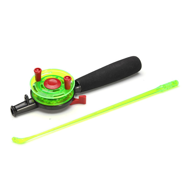 49/50/51CM Mini Ice Fishing Rod With Fishing Reels Fishing Rod Reel Combo