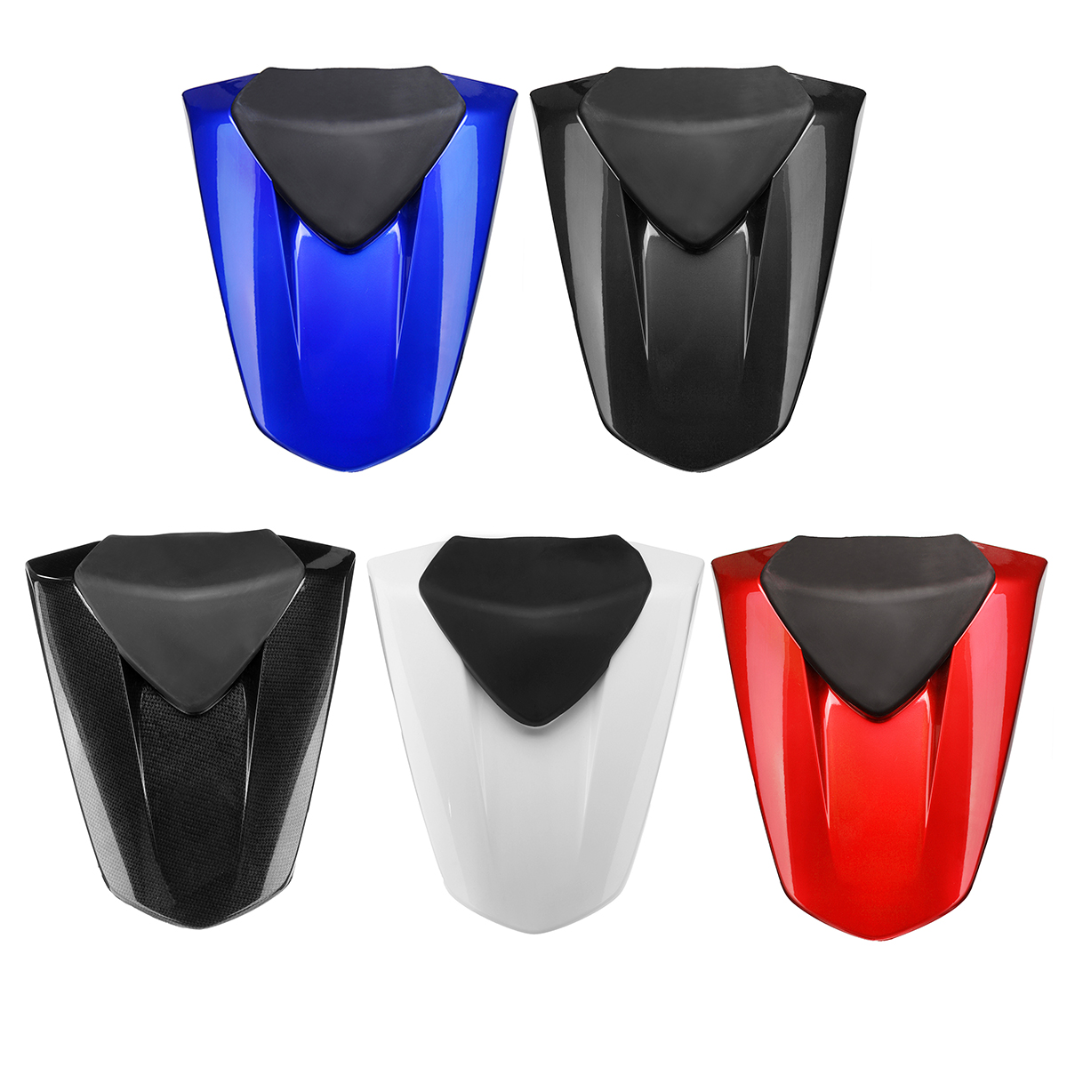 Motorcycle ABS Rear Pillion Seat Cowl Fairing Cover For Honda CBR500R CBR 500R 2013-2015