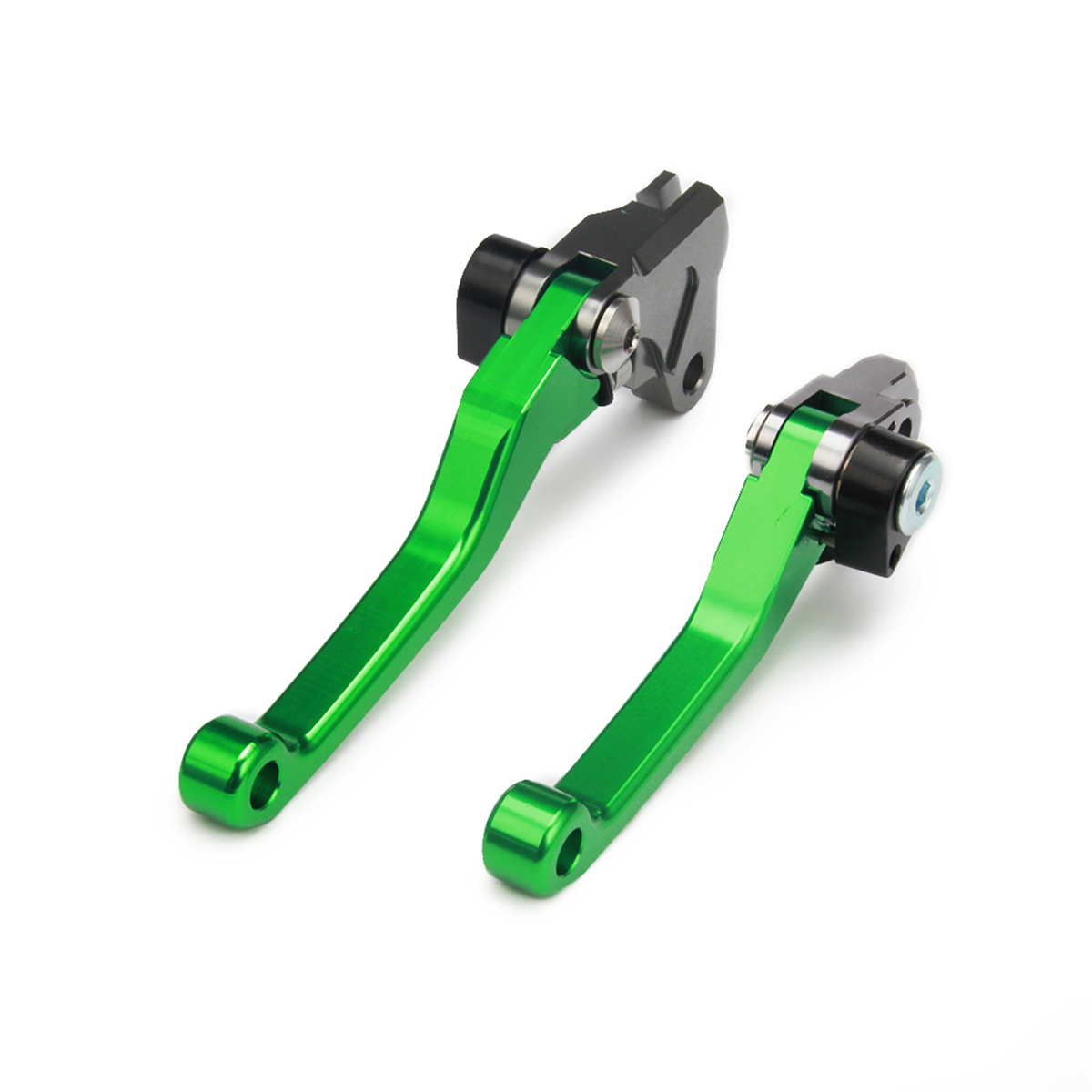 CNC Billet Brake Clutch Levers For Kawasaki KLX450R 200