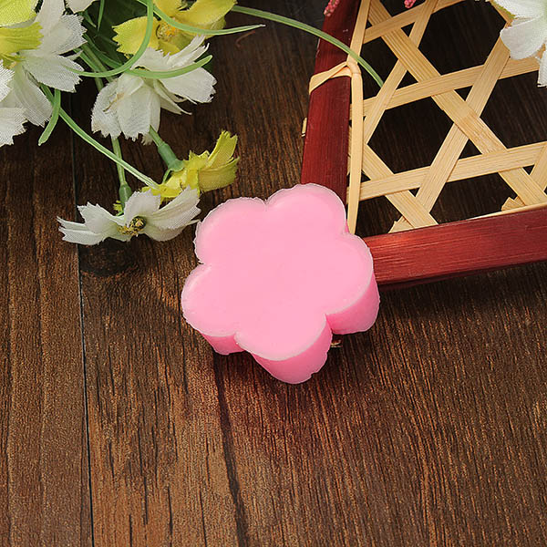 Five Petal Flower Leaf Fondant Cake Mold Fondant Decoration Soap Chocolate Mold