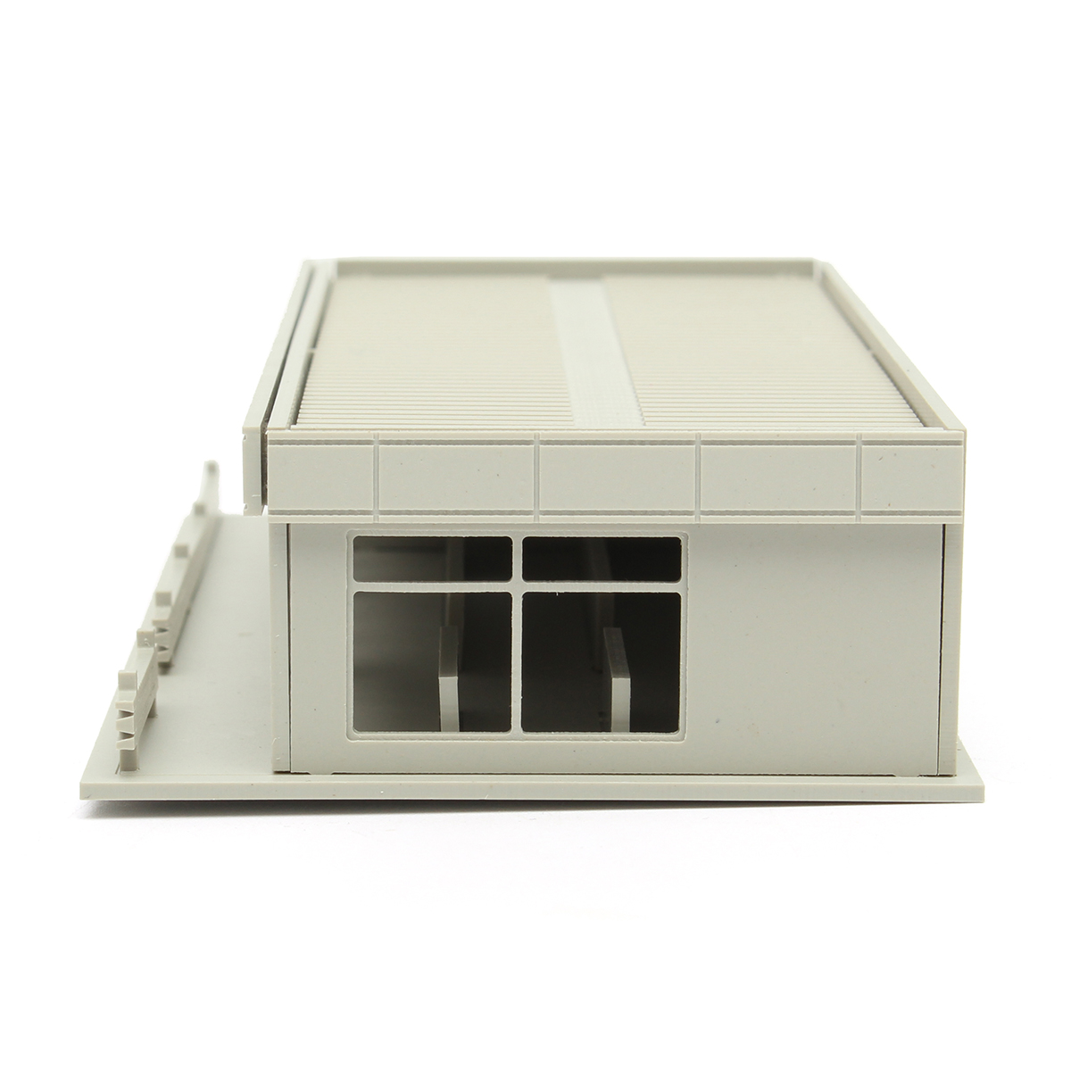Outland Models Modern City Roadside Convenience Store Toy For GUNDAM Building