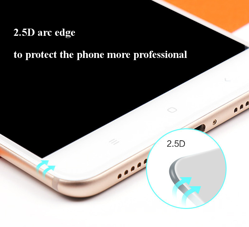 MOFI 9H Diamond Anti-Explosion Full Cover Tempered Glass Screen Protector For Xiaomi Mi MAX 2