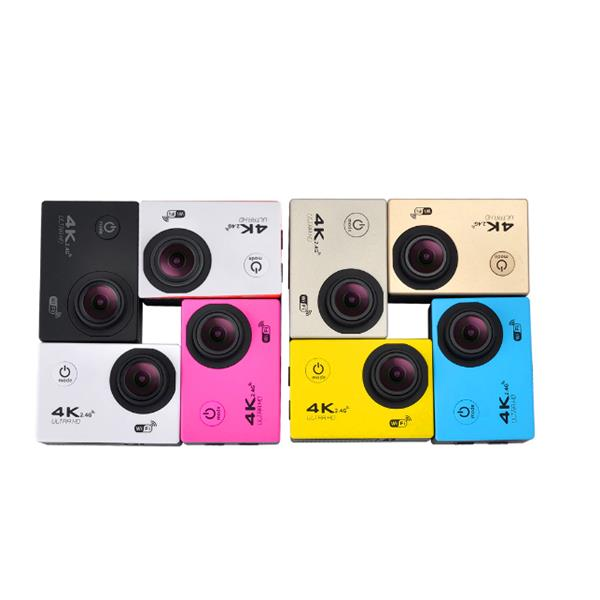 F60B 16MP 4K FHD 1080P 2.0 Inch LCD Sports Camera Waterproof 30M WIFI Action Cam