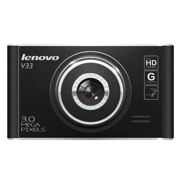 Lenovo V33 Full HD 1080P Car DVR Camera 3.0 Mega Pixels