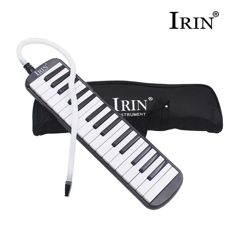 IRIN 32 Key Melodica Harmonica Electronic Keyboard Mouth Organ With Handbag