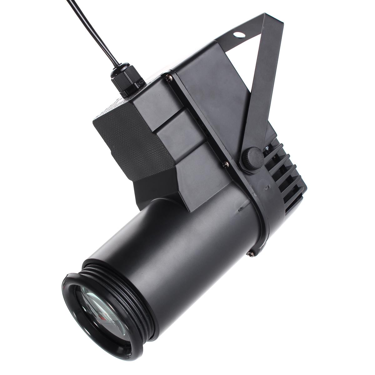 30W RGBW LED DMX512 Stage Light Pinspot Beam Spotlight 6CH For DJ DISCO Party KTV