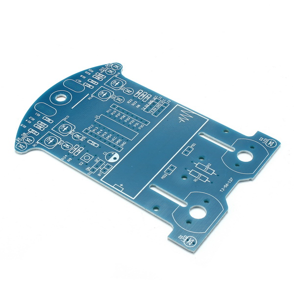 D2-6 DIY 51 MCU Smart Car Kit bluetooth Remote Control Gravity Sensing Tracing Obstacle Avoidance