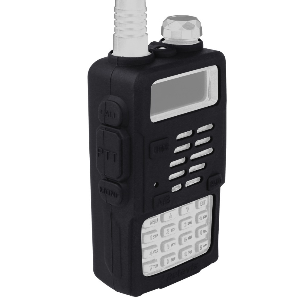 Retevis Walkie Talkie Rubber Holster Case for Baofeng UV-5R UV 5R UV5R UV-5RA UV-5RE for Retevis RT5R RT-5R For TYT TH-F8 cb radio