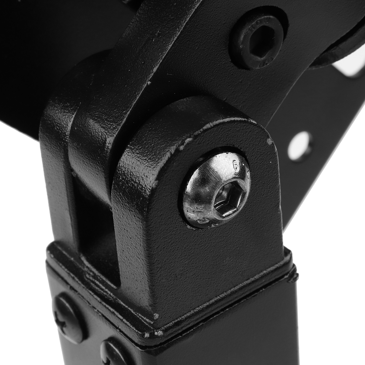 Professional Rotating Surround 25kg Sound Speaker Wall Bracket Support Surrounding Bracket