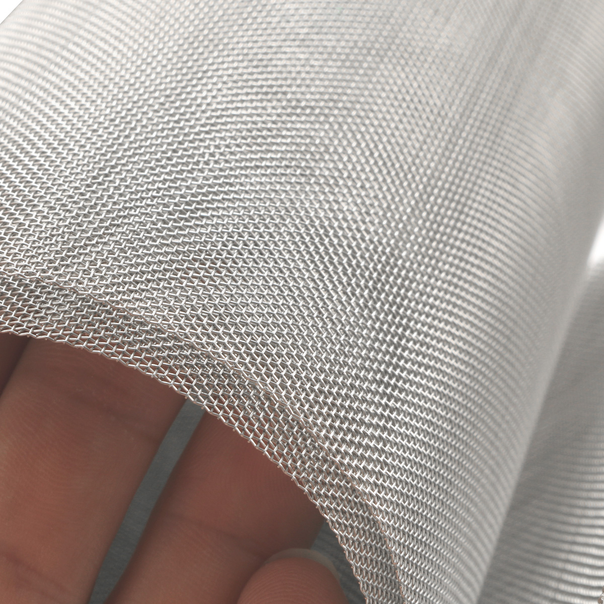 100x15cm Stainless Steel Woven Wire Cloth Screen Plate Filtration Filter 30 Mesh