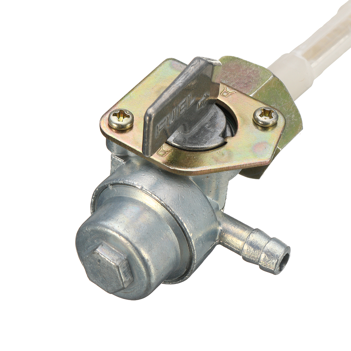 Fuel Gas Tank Petcock Valve Switch For Honda Vintage Motorcycle 18mm x 1mm