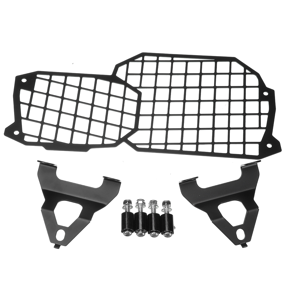 Motorcycle Headlight Bracket Lamp Grill Protector Guard For BMW F650GS F700GS F800GS