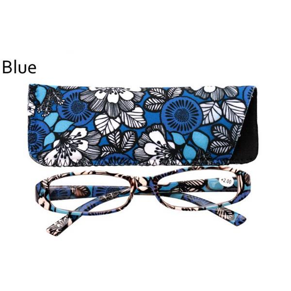 Unisex Lightweight Colorful Clear Lens Reading Glasses