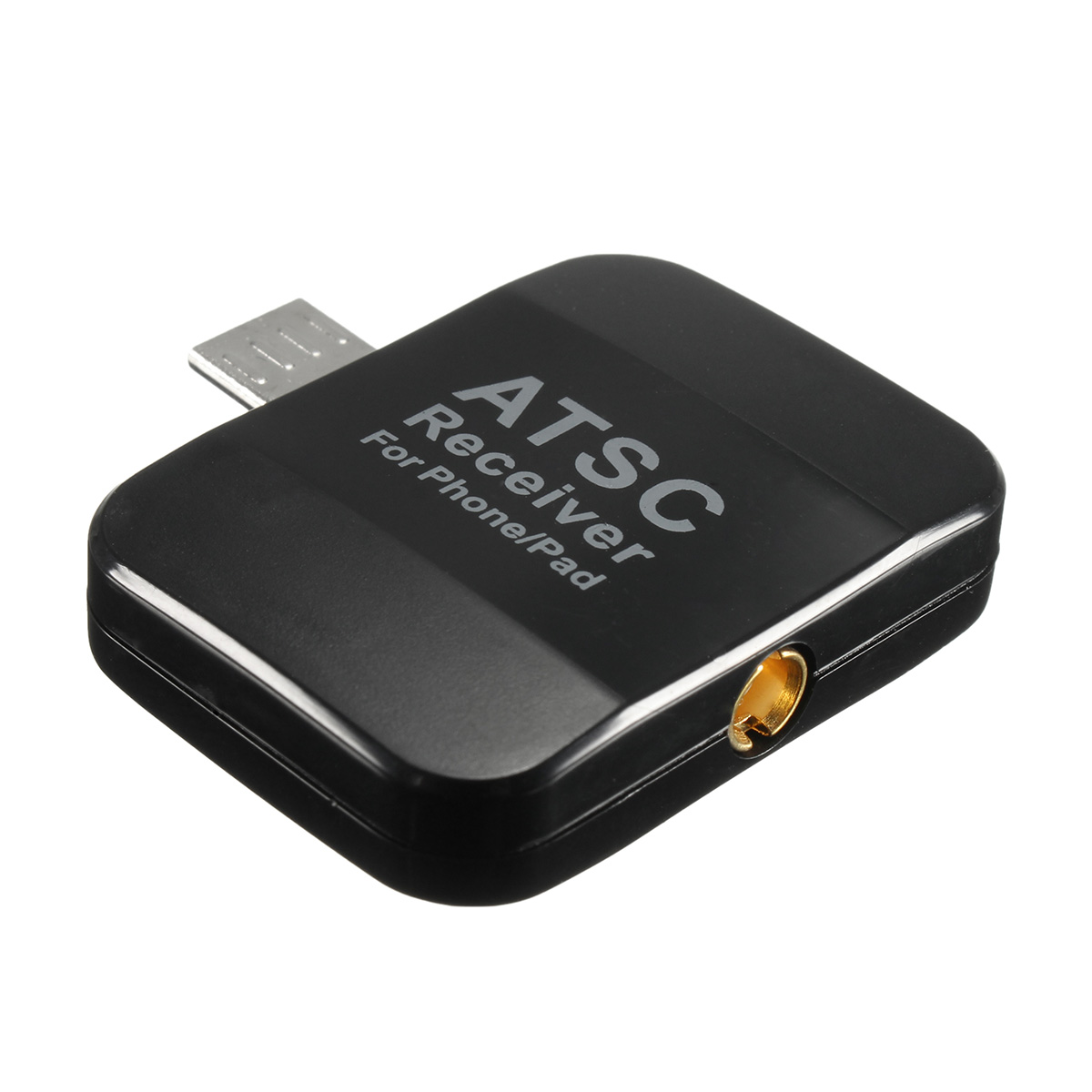 ATSC TV Tuner Digital Mobile Receiver OTG Micro USB Stick for Android Pad Phone