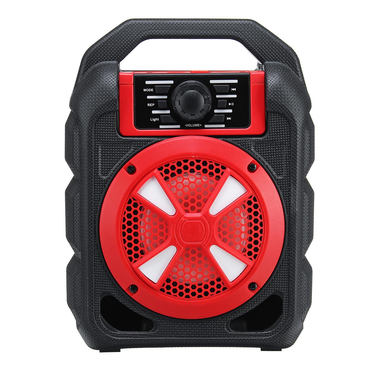 portabel 9w bluetooth trådlös högtalare colorful lätt hifi stereo ... 849d74c1e20f7