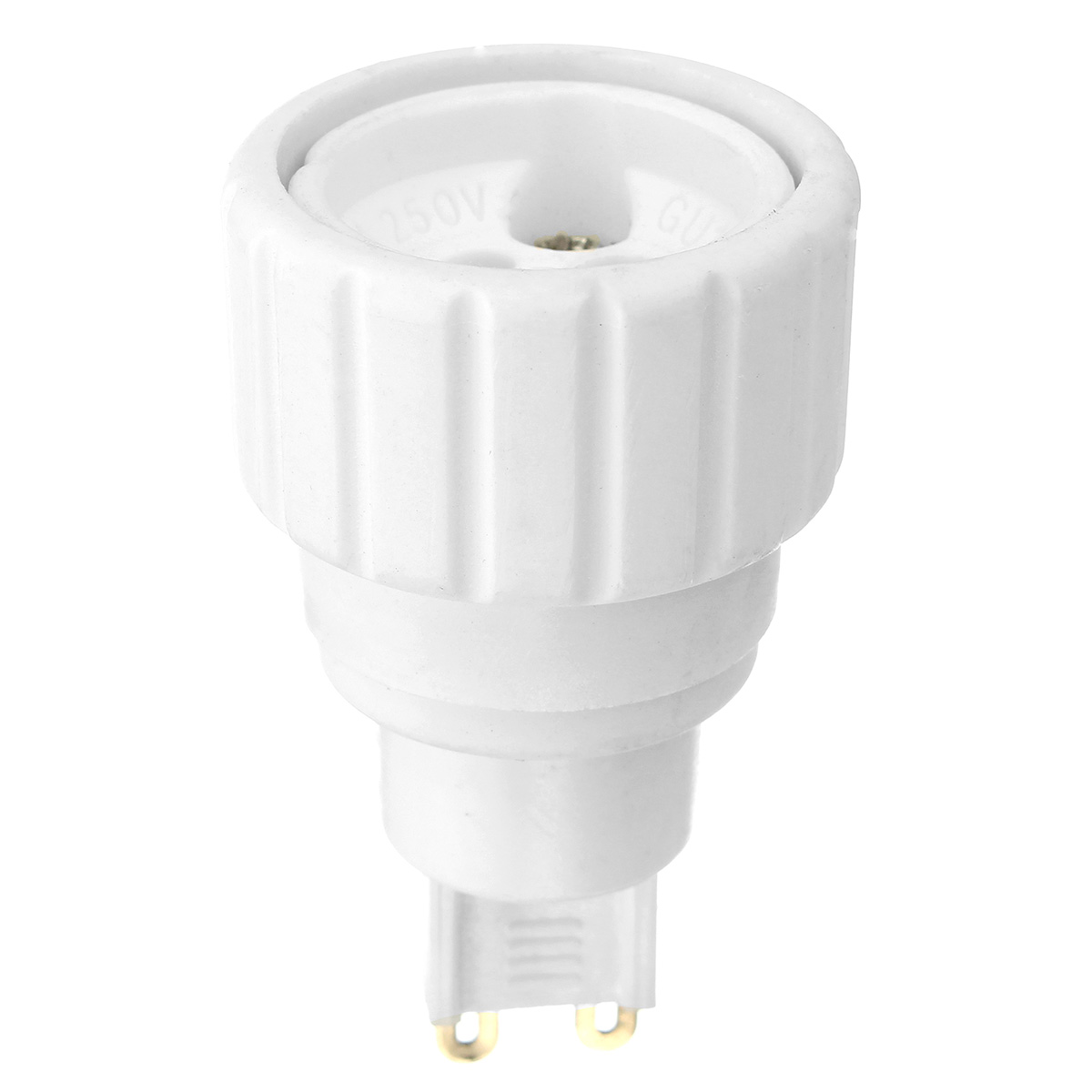 G9 To GU10 LED Light Bulb Base Screw Adapter Holder Socket Converter 220V 5A