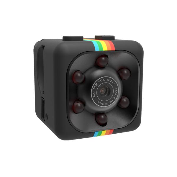 SQ111080PMiniNachtzichtDVAuto Videorecorder Vlog Sport Camera Ondersteuning TV Out Monitor