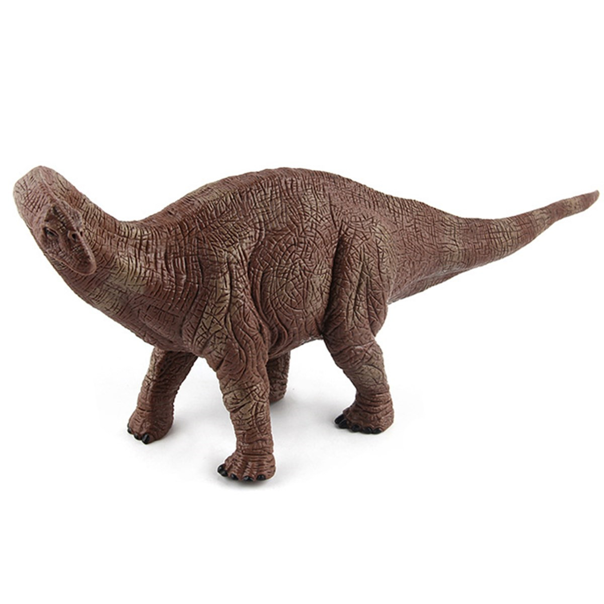 Grande Brachiosaurus Dinosaur Toy Realistic Diecast Model Solid Plastic Gift To Kids