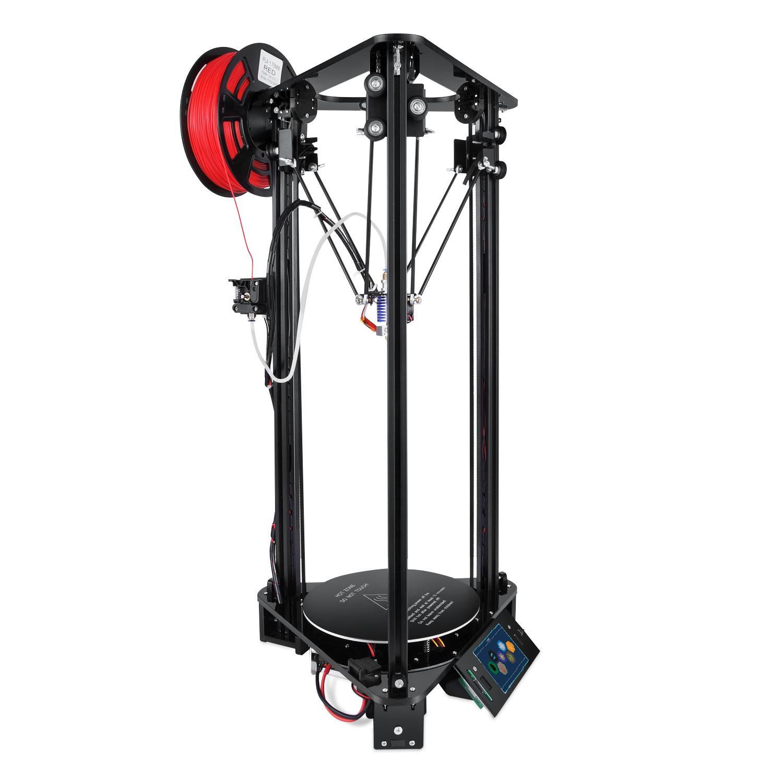 Bộ Máy In 3D Diy Ezt T1-Plus-M Với Màn Hình Cảm Ứng Đầy Màu Sắc 1Kg Filament / Tft3.5
