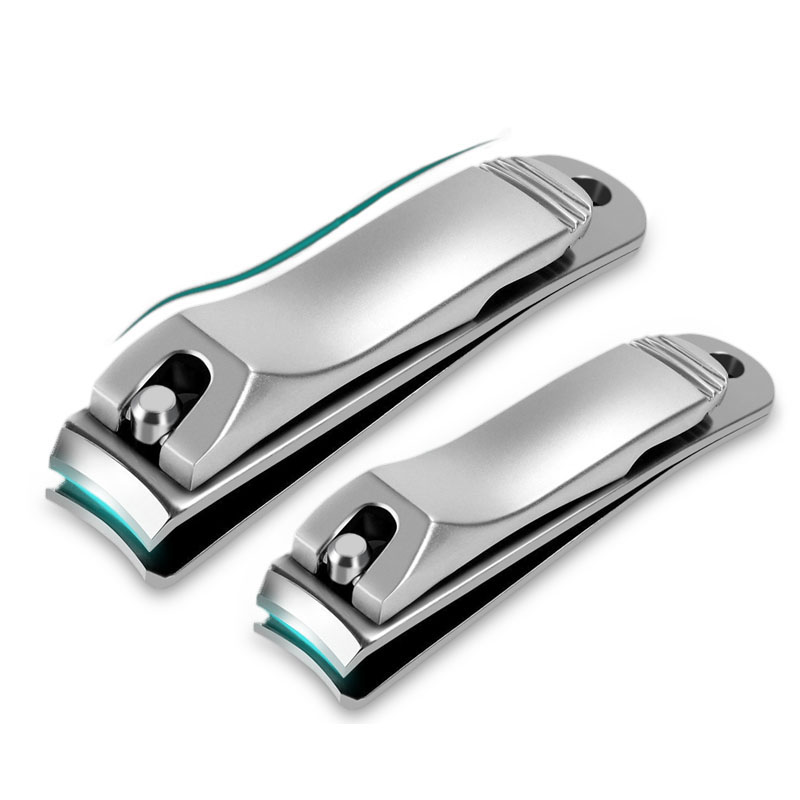 Y.F.M Stainless Steel Nail Clipper with Nail File
