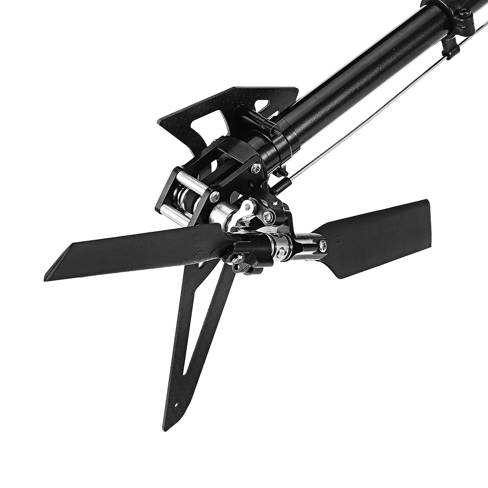 JCZK 450 DFC 6CH 3D Flying Flybarless RC Helicopter Super Comber - Photo: 12