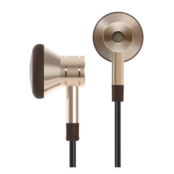 XiaoMi Design 1MORE Piston 3.5mm In-Ear Metal Super Bass Headset Earphone Headphone With Mic
